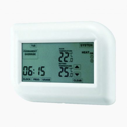mcz-red-thermostat-wireless